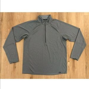 Patagonia Capilene Baselayer Polartec Half Zip Top